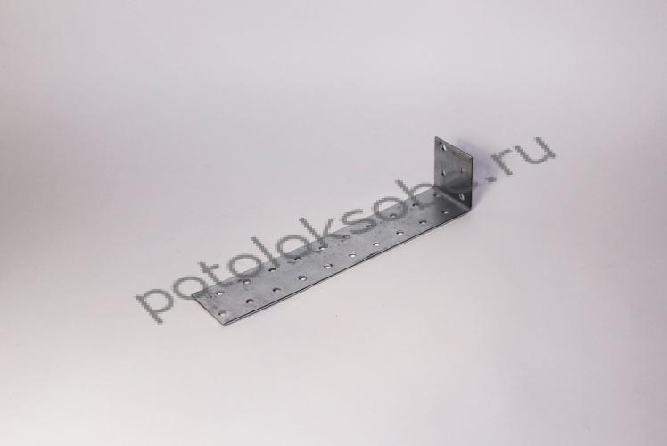 Крепежный анкерный уголок 40х200х40 (50 шт.)