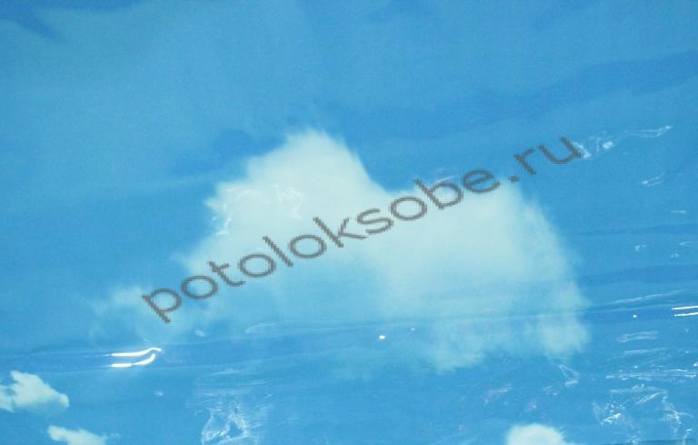 Натяжной потолок MSD/ Folien Облака 310